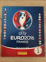 Panini Euro 2016 Empty Sticker Album Mint (Hungarian version)