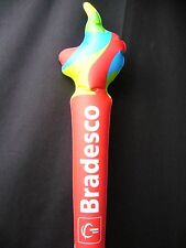 2016 Rio Olympic Games > Bradesco Inflatable Torch