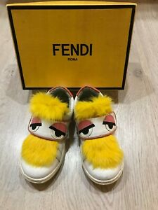 Fendi sneakers size EUR 26 (US 10)