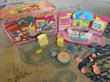 Vintage My Melody Sanrio Parlor Set With Box 1976