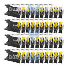 40 BLACK LC71 LC75 Compatible Ink Cartirdge for BROTHER Printer MFC-J435W LC75BK