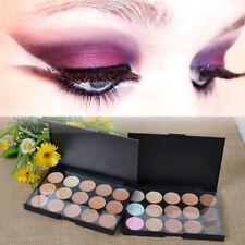 15 Color Face Makeup Highlight Contour Cream Concealer Powder Palette