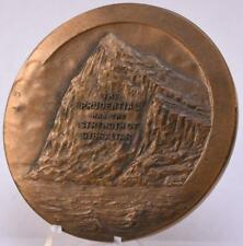 1925 Bronze Medal 50th Anniversary Prudential Insurance Co 76mm WHITEHEAD & HOAG