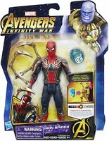 Marvel Avengers Iron Spider with Infinity Stone Infinity War