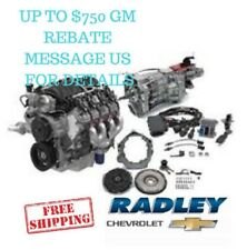 CHEVROLET OEM GM Performance LS3 525 Connect & Cruise Package Engine 19370413