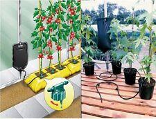 Big Drippa Bewässerungsset grün Haus PVC Made Bewässerung Rohr Schlauch Garten Pflanzen