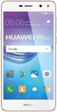 Huawei Y6 2017 Dual Sim 16GB 5 Zoll Android 13 Megapixel Kamera Smartphone, Weiß