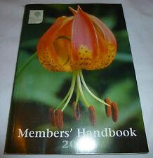 Royal Horticultural Society,  Members' Handbook 2003, Gardening