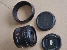 PROMO EBAY DJI 15mm F1.7 D-L015 pour micro 4/3 Panasonic & Olympus