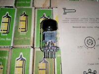 4x 6N24P ~ 6FC7, ECC89 / Vintage Double Triode Tubes / New / Individual boxes!