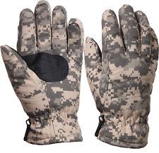 Rothco Insulated Hunting Gloves - 4945 ACU Digital Camo L