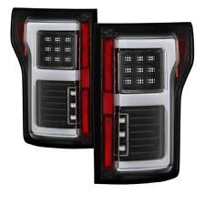 Spyder 5085313 LED Tail Lights Black For 15-18 Ford F-150 NEW