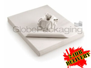 """10kg Ream Of WHITE PACKING NEWS PAPER OFFCUTS 20x30"""""""