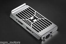 GRIGLIA COPRI RADIATORE CROMATO PER HONDA VT 600 SHADOW radiator cover vt600