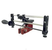 Bar Mounted Chain Sharpener Chainsaw Saw Chain Filing Sharpening Guide