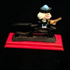 Antique Cast Iron Toy SOLDIER Nutcracker Suite King Dancer Vintage