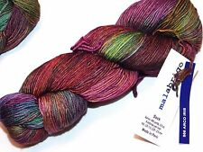 Arco Iris 100gr Skein 440yd Malabrigo Sock Soft Spwsh Merino Wool Painterly Yarn