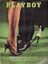 May 1965  Playboy Maria McBane Stella Stevens Barbara Bouchet Sex in Cinema