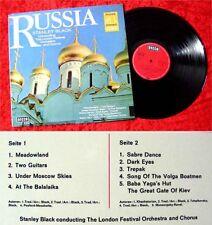LP Stanley Black Russia Decca Phase 4