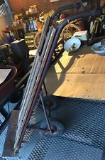 Antique Self Lifting Piano Hand Truck Special Purpose Findlay OH Adjustable RARE