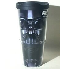 Tervis Star Wars Darth Vader Tumbler with Wrap and Black Lid 24 oz