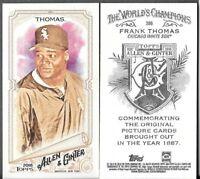 Frank Thomas 2018 Topps Allen & Ginter A&G BACK MINI White Sox #286