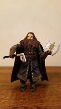 "Lord Of The Rings Gimli Coronation Attire 5""Action Figure Complete Toybiz"