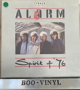 "The Alarm - 5 Track Double 12"" Pack - Spirit Of 76 Vinyl Record NM / EX CON"