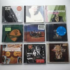 9 RARE CD'S (6 PROMO NM) One Tree Hill, Cut Chemist, Guster, MUSE, AND MORE