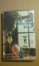 Spinning Wheel's Collectible Glass by Albert Christian Revi 1974 Hardcover GC