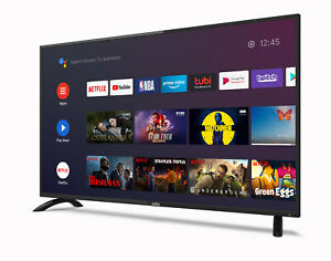 """CELLO 40"""" Inch Smart Android TV with Google Assistant and Freeview Play 3 x HDMI"""