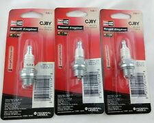NEW OEM Champion Small Engine Spark Plug CJ8Y 848-1 Pack Of 3