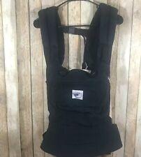 Ergo Baby Carrier Original Black & Beige Khaki Sand Babywearing