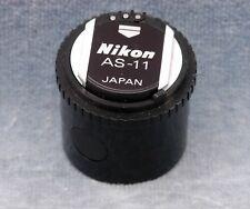NIKON AS-11 FLASH COUPLER - FREE USA DELIVERY