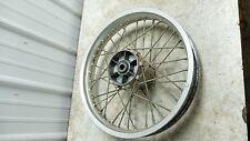 93 KTM 400 EX C EXC EX-C rear back wheel rim