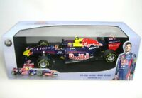 Red Bull Racing No. 2 M. Webber Formel 1 Showcar 2012