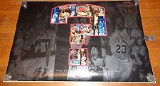 "Vintage Poster ~ Michael Jordan ~ ""Any Questions?"" 24 x 36"