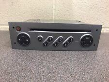 Renault car radio stereo CD player Update List Expert In Silver Renrdw346-19