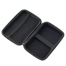 Black Protective Storage Carrying Case Pouch Bag For 2.5 inch HDD SSD Hard Drive