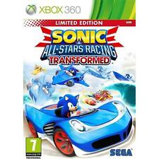 Sonic & All-Stars Racing Transformed Xbox 360