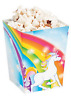 Pack of 12 - Unicorn Party Popcorn Boxes - Party Supplies