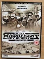 Tagnificent Six Hundreds Superbike Bike Motorcycle Race Documentary UK DVD