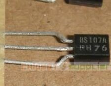 ON BS107A TO-92 Small Signal MOSFET 250 mAmps 200 Volts