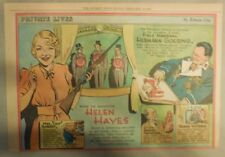 Private Lives: Helen Hayes, Hermann Goering by Edwin Cox from 2/19/1939