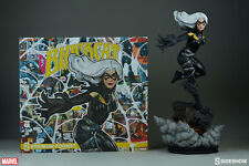 MARVEL Spider-Man Comics Black Cat Premium Format Statue Sideshow Collectibles