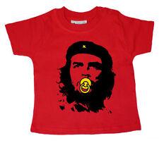 Camisas y camisetas rojo para niñas de 0 a 24 meses
