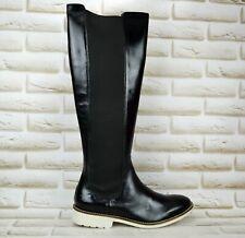 MELVIN & HAMILTON AMELIE 14 Womens Leather Long Knee High Boots Size 6 UK 39 EU