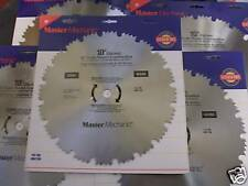 "5 10"" MASTER MECHANIC MM1109 CIRCULAR TABLE COMPOUND MITER SAW BLADES 80T"
