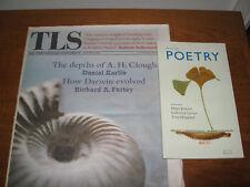 1862-2006 English Poet Arthur Hugh Clough Five Items of Interest