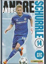 Motd-Poster 2013/14 - CHELSEA & Deutschland-Bayer Leverkusen-Andre Schurrle